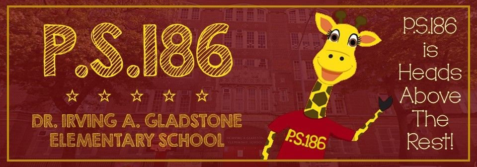 PS 186 DR Irving A Gladstone